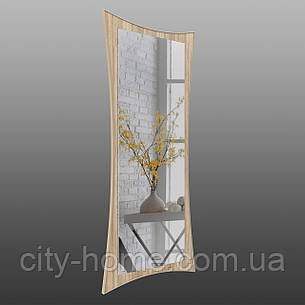 Ростовое дзеркало дуб сонома 1300х600 мм, фото 2