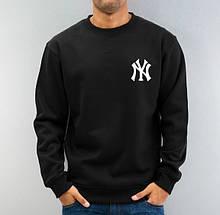 Мужская кофта свитшот Нью Йорк, трикотажная