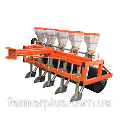 Сеялка мотоблочная овощная 6 рядная Кентавр СМТ-6