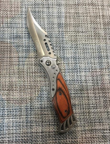 Нож выкидной Colunbia 20,5см / М-7