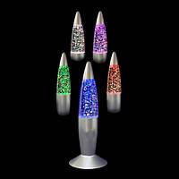 Лампа ночник Mini Glitter Lamp, фото 1