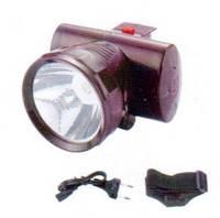 Аккумуляторный фонарь налобный Yajia YJ-1858a, фото 1