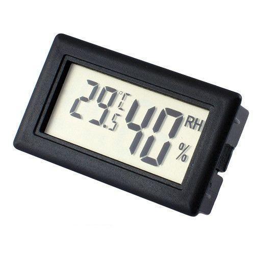 Термометр гигрометр WSD-12A