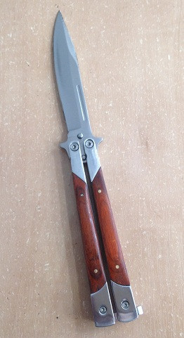 Нож-бабочка 22,5см В845