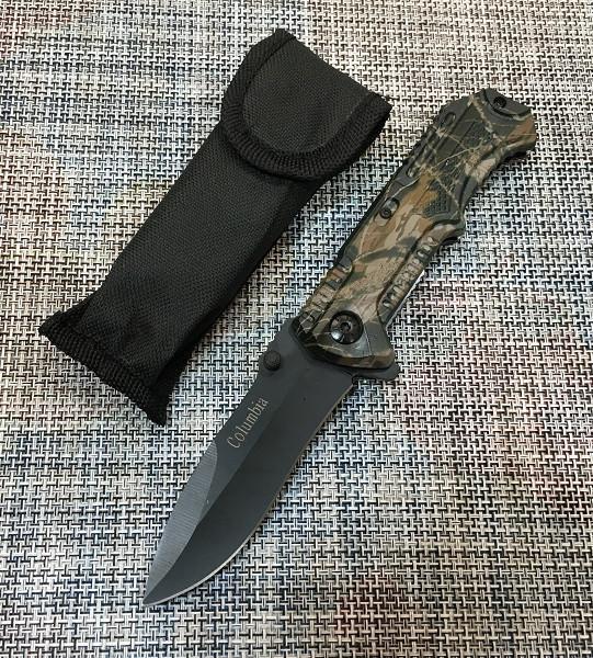 Нож складной Columbia 20,5см / 401