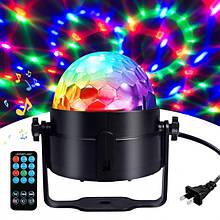 Світлодіодний диско-куля Led Party Light 3D Шоу