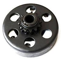 Муфта сцепления центробежная 12T428 (на вал 19.05 мм)