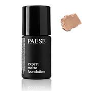 Тональний крем Expert Matte Foundation (504, засмаглий) PAESE, 30 мл