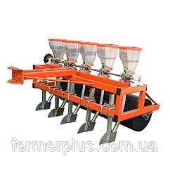 Сеялка мотоблочная овощная 5 рядная Кентавр СМТ-5