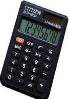 Калькулятор Citizen SLD-100 N, кишеньковий, 8 р.