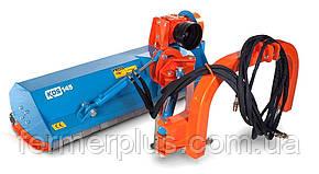 Мульчирователь STARK KDS 145 с гидравликой и карданом (1,45 м, молотки, Литва)