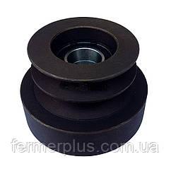 Муфта сцепления центробежная 2В80 (внешний Ø=80мм на вал 20 мм)