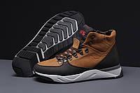 Зимние мужские ботинки 31621, Levi's (мех), рыжие, [ 40 41 42 45 ] р. 40-26,3см., фото 1