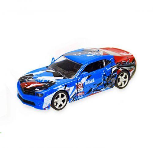 """Машинка """"Chevrolet Camaro"""" из серии """"Автопром"""" (синяя) 7857"""