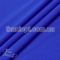 Ткань Микролакоста (электро-синий)