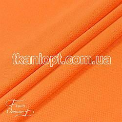 Ткань Микролакоста (оранжевый)