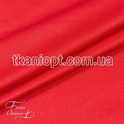 Ткань Микролакоста (красный)