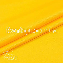 Ткань Микролакоста (желтый)
