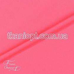 Ткань Микролакоста (розовый неон)