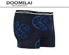 Чоловічі боксери стрейчеві з бамбука «DOOMILAI» Арт.D-01400