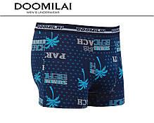 Мужские боксеры стрейчевые из бамбука «DOOMILAI» Арт.D-01402, фото 2
