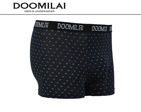 Чоловічі боксери стрейчеві з бамбука «DOOMILAI» Арт.D-01413, фото 2