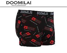 Мужские боксеры стрейчевые из бамбука «DOOMILAI» Арт.D-01415, фото 2
