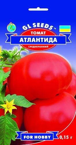 Семена Томата Атлантида (0.15г), For Hobby, TM GL Seeds