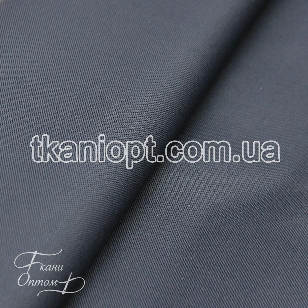 Ткань Оксфорд 600d pu темно-серый (290 gsm)