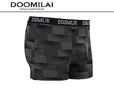 Мужские боксеры стрейчевые из бамбука «DOOMILAI» Арт.D-01416, фото 2