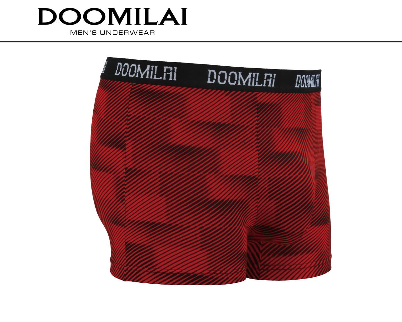 Мужские боксеры стрейчевые из бамбука «DOOMILAI» Арт.D-01416