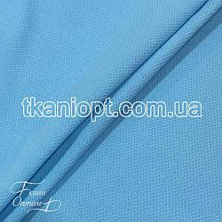 Ткань Микролакоста (голубой)