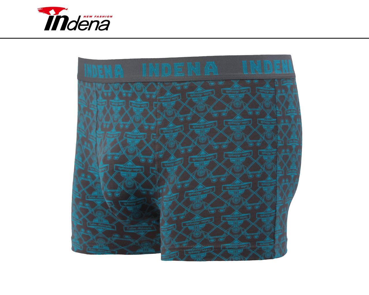 Мужские стрейчевые боксеры «INDENA»  АРТ.95051
