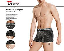 Чоловічі стрейчеві боксери «INDENA» АРТ.95052, фото 3