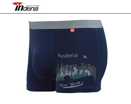 Мужские стрейчевые боксеры «INDENA»  АРТ.95013, фото 2