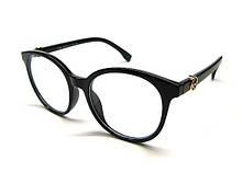 Защитные очки для компьютера женские Fendi