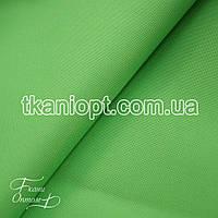 Ткань Оксфорд 600d pu салатовый (210 gsm)