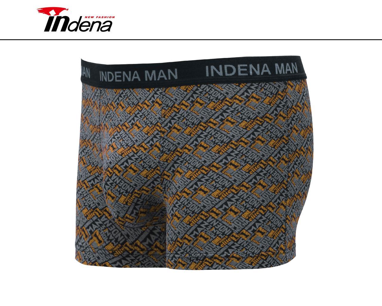 Мужские стрейчевые боксеры «INDENA»  АРТ.85169