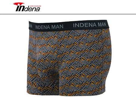 Мужские стрейчевые боксеры «INDENA»  АРТ.85169, фото 2