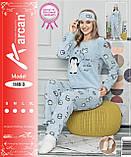 Флісова піжама ,велсофт, фото 2