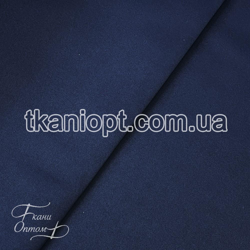 Ткань Блекаут (темно-синий)