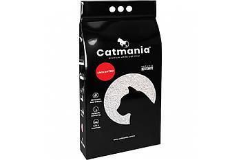Наполнитель для котов CATMANIA натуральный белый,  5л