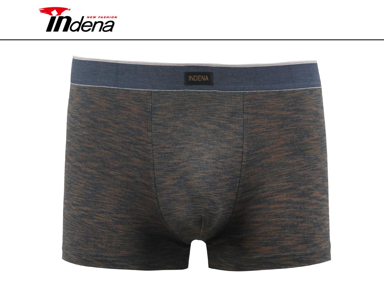 Мужские стрейчевые боксеры «INDENA»  АРТ.85170