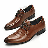 Мужские туфли YCUAN 035, фото 2
