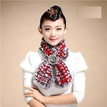 Женский меховый шарф ALISE ll0490