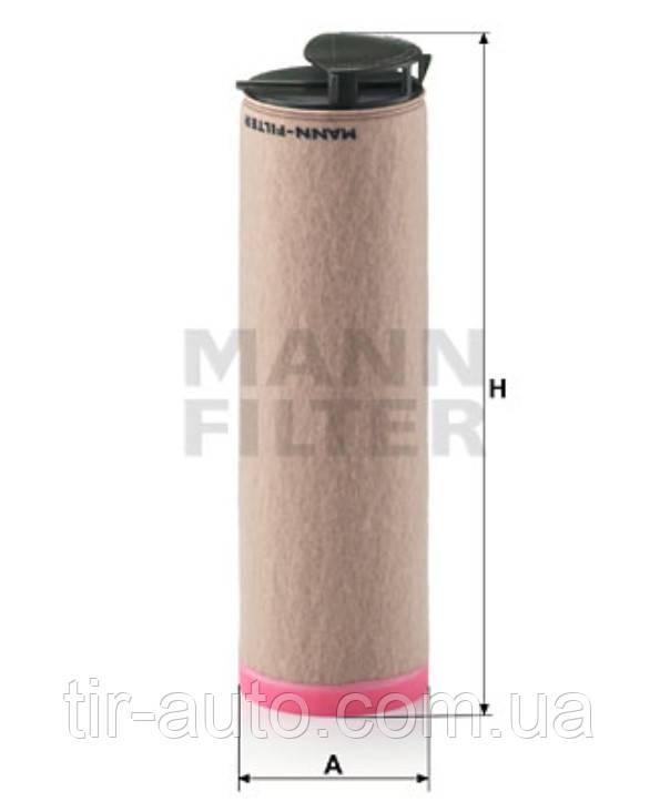 Фильтр воздушный внутренний Claas, Massey Ferguson, Bomag ( MANN ) CF 610