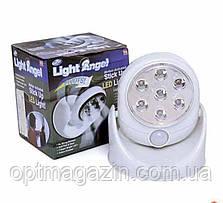 Универсальная подсветка Light Angel светильник с датчиком движения | Светильник с датчиком движения, фото 2