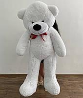 Большой плюшевый мишка 200 см, белый мягкий медведь, подарок для девушки на день рождения
