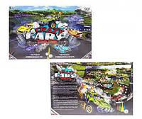 """Настольная игра """"Crazy Cars Race"""" DTG94R"""