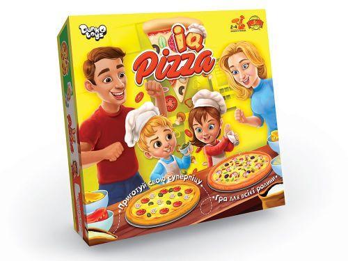 """Настольная игра  """"IQ Pizza"""", укр G-IP-01U"""